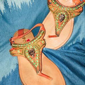 Report Shoes - Report Perez Sandals